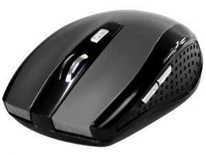 Media-Tech titanium optical wireless mouse at Wasserman.eu