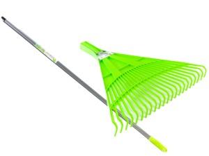 Garden rake 22 teeth + metal handle at Wasserman.eu