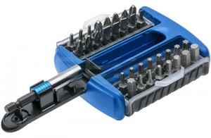 Hogert HT1S402 screwdriver set 33 pcs at Wasserman.eu