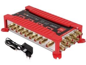 Multiswitch Opticum OMS 98 Pro + power supply at Wasserman.eu