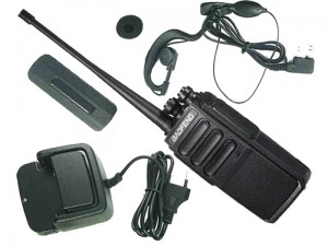 Baofeng BF-C3 2-6km 5W PMR radio at Wasserman.eu