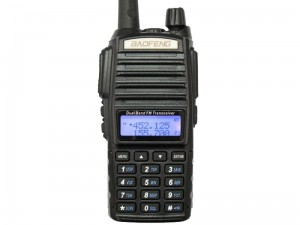 Duo Band Baofeng UV-82 HT Pro 8W radio at Wasserman.eu