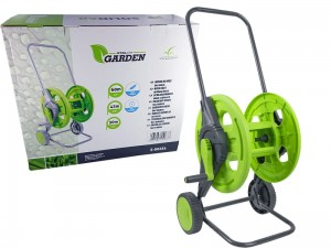 Trolley for garden hose SOLID up to 60m at Wasserman.eu