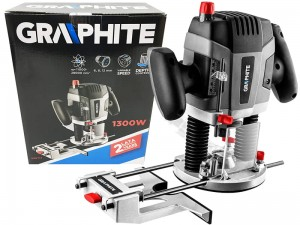 Graphite 1300W router at Wasserman.eu