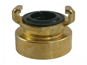 Brass connector 1 1/2 GeKa female thread at Wasserman.eu