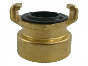 Brass connector 1 1/4 GeKa female thread at Wasserman.eu