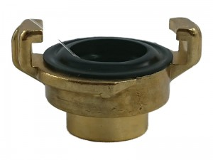 "Brass fitting 1/2 ""GeKa female thread at Wasserman.eu"