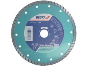 Dedra H1104 Turbo diamond blade 230mm at Wasserman.eu