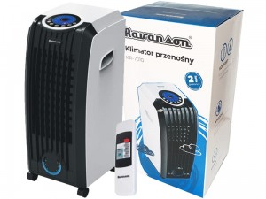 Ravanson 5in1 water conditioner with remote control at Wasserman.eu