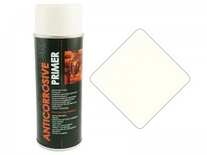 Anticorrosive spray primer white RAL9010 at Wasserman.eu