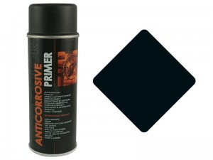 Anti-corrosion spray primer black RAL9005 at Wasserman.eu