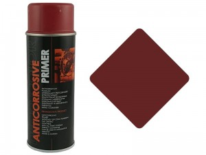 Anticorrosive spray primer red RAL3009 at Wasserman.eu