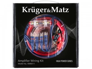 Mounting kit for Kruger & Matz KM0011 amplifiers at Wasserman.eu
