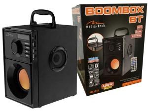Boombox MT3145 Bluetooth, USB, microSD, Aux, FM at Wasserman.eu
