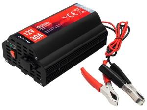 Prostownik 12V 30A 450W Ładowarka akumulatorów 5983# w sklepie Wasserman.eu