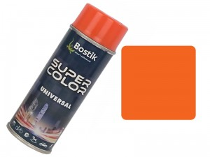 Universal spray paint orange 400ml BOKSC263155 at Wasserman.eu