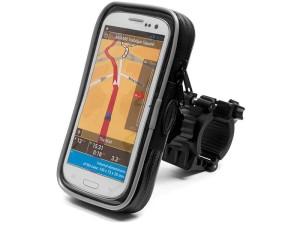 Uchwyt GSM, GPS z etui na motor, rower eXtreme 155 w sklepie Wasserman.eu