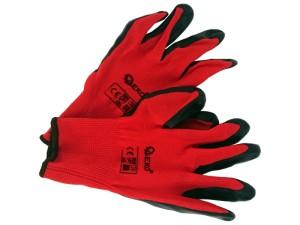 Rękawice robocze rozm. 9 red Rękawiczki ochronne G73581 w sklepie Wasserman.eu