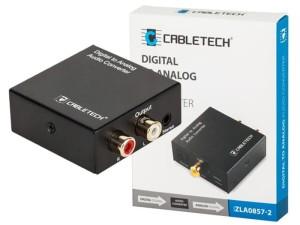 Digital to analog converter ZLA0857-2 at Wasserman.eu