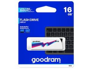 Pendrive 16GB USB 2.0 UCL2 Goodram w sklepie Wasserman.eu