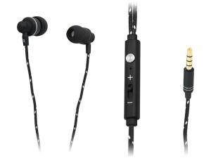 BLOW B-100 headphones black braided at Wasserman.eu