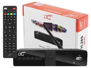 Tuner DVB-T2 z wifi LTC LXT203 pilot programowalny w sklepie Wasserman.eu