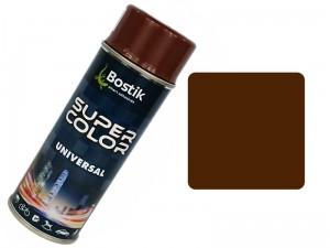 Universal spray paint brown 400ml BOKSC263170 at Wasserman.eu