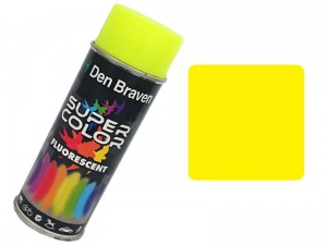 Reflective yellow spray paint 400ml DBSUP085885 at Wasserman.eu