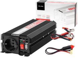 Przetwornica napięcia 12V/230V 1000W/500W Blow 5872 w sklepie Wasserman.eu