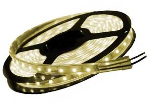 LED strip warm white 5m 300 SMD, waterproof 70-984 at Wasserman.eu