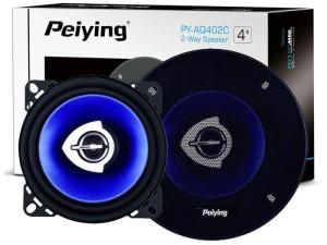 """Głośniki samochodowe Peiying PY-AQ402C 4"""" w sklepie Wasserman.eu"""