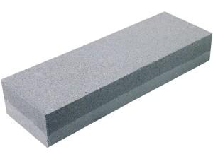 Schleifsteinblock 150x50x25mm Schärfer zwei Abstufungen im Wasserman.eu