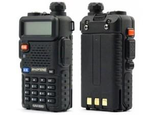 Radiotelefon BAOFENG UV-5R 2m/70cm VHF & UHF Rozblokowany w sklepie Wasserman.eu