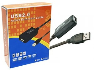 ACTIVE USB extension cable 10 meters K651A at Wasserman.eu