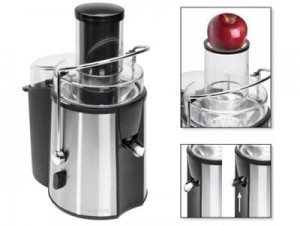Juicer Clatronic AE 3532 strong 1000W whole fruit at Wasserman.eu