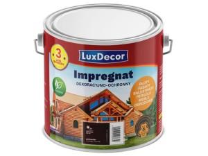Decorative and protective impregnant LuxDecor 3L rosewood at Wasserman.eu