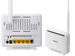 ADSL2 / 2 + EDIMAX AR-7186WNA 150M router at Wasserman.eu