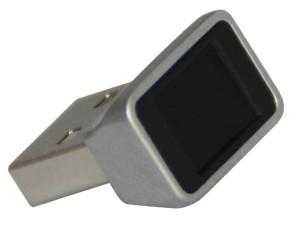 Biometric USB fingerprint reader at Wasserman.eu