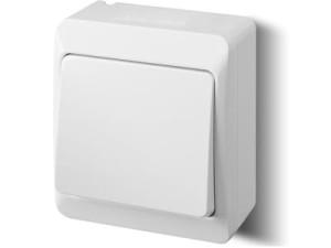 Stair connector Hermes IP44 white at Wasserman.eu