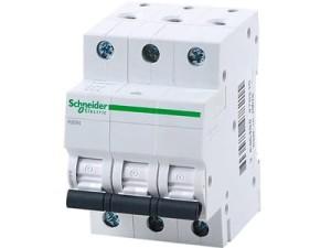 3-FAZ miniature circuit breaker, Schneider B 20A fuse at Wasserman.eu