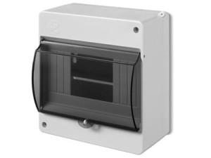 Plaster housing, switchgear S-6 IP30 0613 at Wasserman.eu