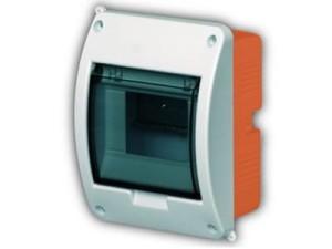 Switchboard under plaster x5 IP40 Elegant 0643 at Wasserman.eu