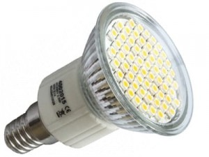 Led bulb E14 2,5W (25W) Art 4002015 warm at Wasserman.eu