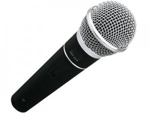 AZUSA DM-604 dynamic microphone. Vocals + case at Wasserman.eu