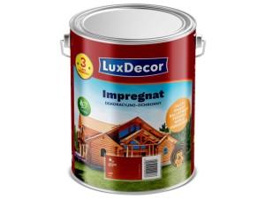 Decorative and protective impregnant LuxDecor 10L cedar at Wasserman.eu