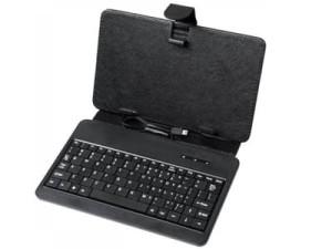 """Etui na tablet 7"""" z klawiaturą miniUSB w sklepie Wasserman.eu"""