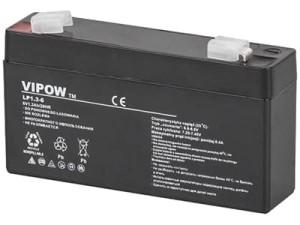 Vipow BAT0203 6V 1.3Ah gel battery at Wasserman.eu