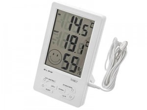 Blow TH907 thermo-hygrometer Weather station at Wasserman.eu