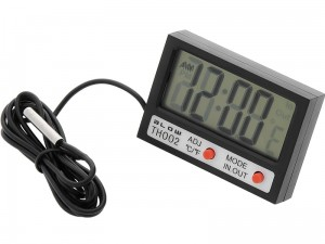 BLOW LCD TH002 digital panel thermometer at Wasserman.eu