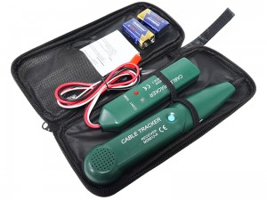 Current cable detector, meter, induction probe at Wasserman.eu